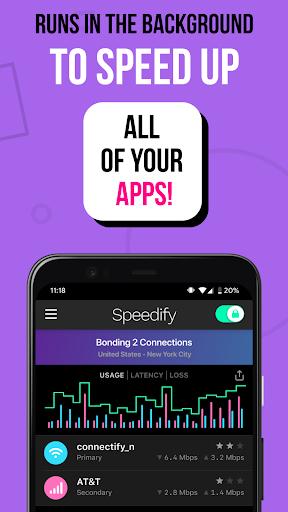 Speedify - The VPN for Live Streaming apktram screenshots 4