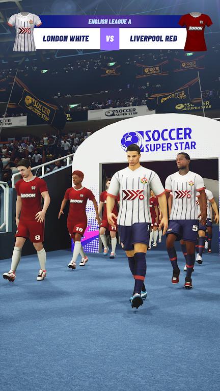 Soccer Super Star  poster 4