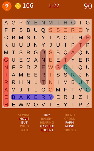 Word Search Puzzles  screenshots 15