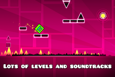 Geometry Dash MOD APK for IOS (All Features Unlocked) 4