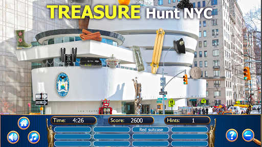 Hidden Objects New York City Puzzle Object Game  screenshots 19