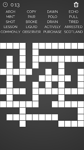 Crossword : Word Fill  screenshots 3