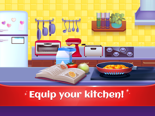 Cookbook Master - Master Your Chef Skills! screenshots 5