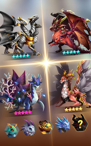 Dragon Epic - Idle & Merge - Arcade shooting game 1.159 screenshots 19