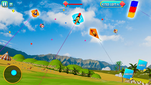 Ertugul Kite Flying Basant Combat 3D screenshots 5
