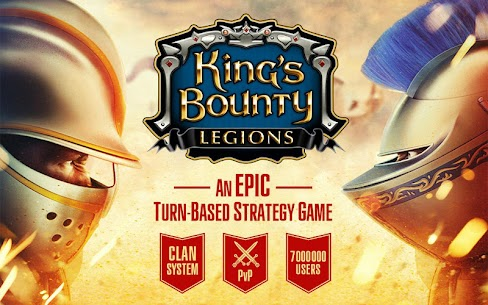King's Bounty Legions: TurnBased For Pc – Windows 7/8/10 And Mac – Free Download 1