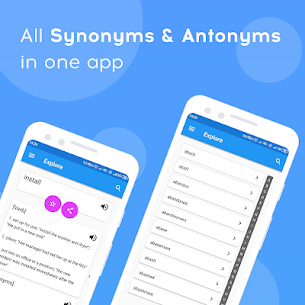 Synonyms Antonyms  Apps For Pc – Install On Windows And Mac – Free Download 1
