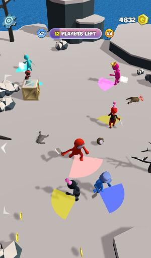 Stickman Smashers -  Clash 3D Impostor io games 1.0.5 screenshots 6