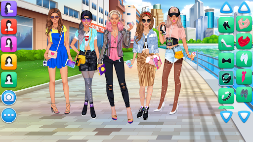 College Girls Team Makeover  Screenshots 11