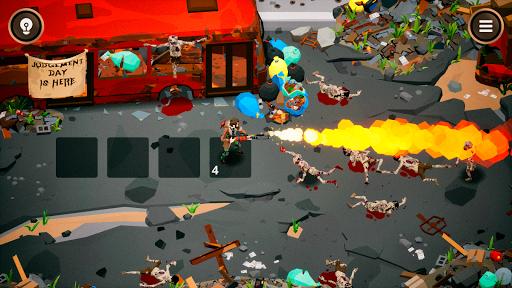 Road Raid: Puzzle Survival Zombie Adventure 1.0.1 screenshots 2