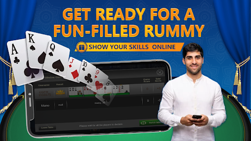 RummyGanesh - Indian Rummy Card Game Online apkslow screenshots 8