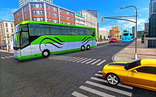 modern city bus driving simulator | new games 2020 screenshot 2