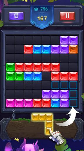 BlockPop- Classic Gem Block Puzzle Game  screenshots 2