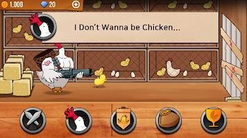 Chicken VS Man