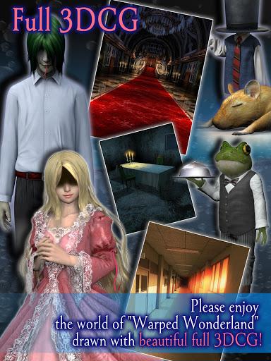 Aliceu2019s Warped Wonderland screenshots 14