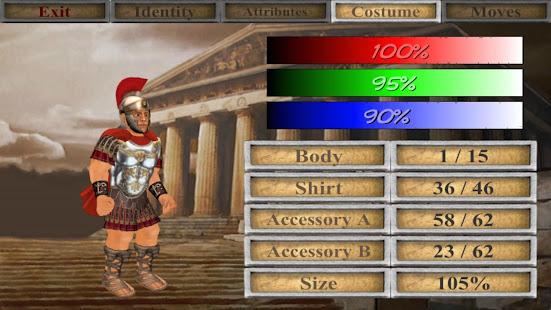 Back Wars 1.10 Screenshots 4