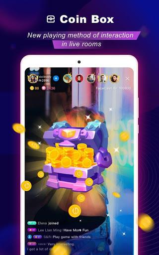 FaceCast:Make New Friends, Chat & Meet, Livestream android2mod screenshots 24