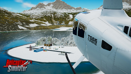 Helicopter Simulator 2021 MOD APK 1.0.1 (Unlocked Helicopter/Levels) 5
