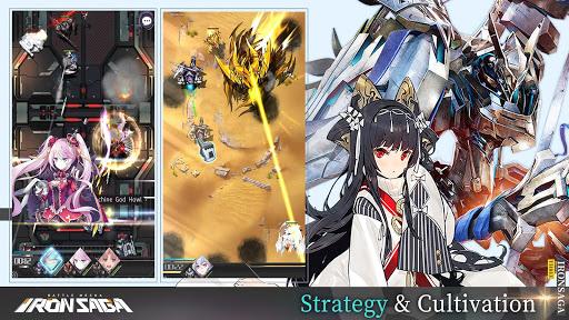 Iron Saga u2013 Battle Mech screenshots 4