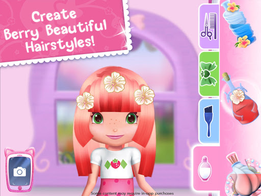 Strawberry Shortcake Holiday Hair 1.6 screenshots 7