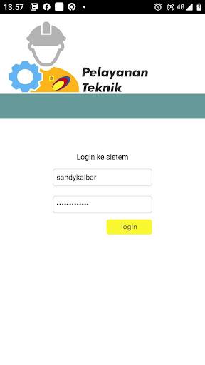 aplikasi yantek screenshot 1
