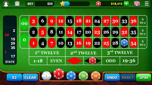 Roulette Casino Games ud83dudc8e Free Pro VIP Vegas Wheel 1.1.5 screenshots 1