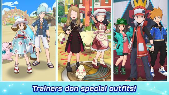 Pokémon Masters EX Mod APK Download New Version **2021** 3