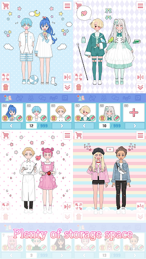 Lily Diary : Dress Up Game 1.1.3 screenshots 5