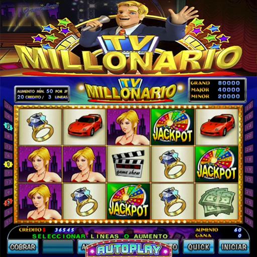 Milionario Video Slot Caça Niquel