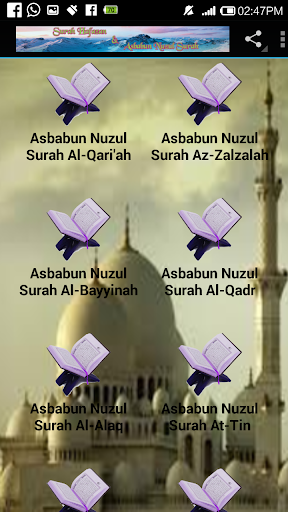 Surah Hafazan & Asbabun Nuzul For PC Windows (7, 8, 10, 10X) & Mac Computer Image Number- 9