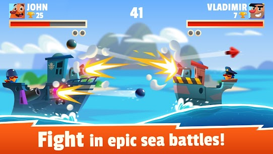 Oceans of Steel Mod Apk (Free Chests/Free Coins) Download 1