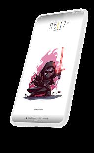 STAR Warriors EMUI 5/8/9 and Magic UI 2.0 Theme 5.0 screenshots 1