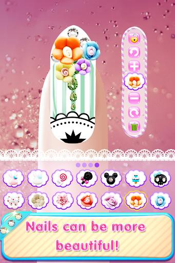 ud83dudc85ud83dudc85Princess Nail Makeup Salon 3.0.5017 screenshots 19