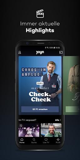 Joyn | deine Streaming App android2mod screenshots 4