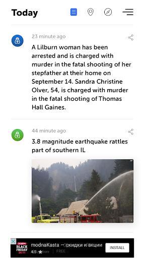Liveuamap 2.7.7 Screenshots 3