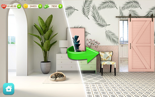 Dream Home: Design & Makeover android2mod screenshots 17