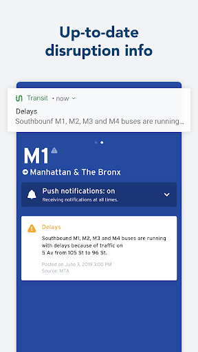 Transit: Bus & Subway Times screenshots 4