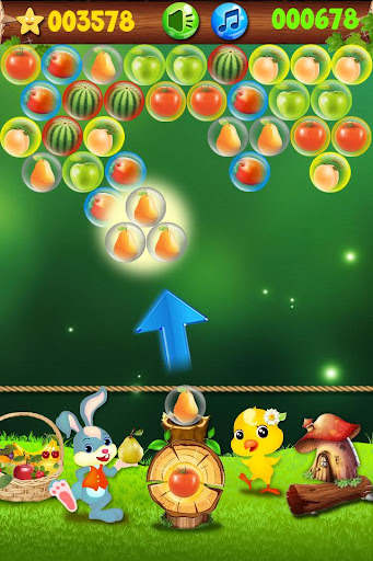 Fruit bubble shoot  screenshots 3