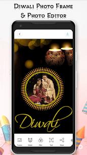Happy Diwali Photo Frame 2020, Diwali Photo Editor 5