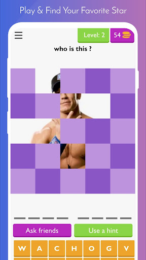 Wrestling universe Wwe Quiz 2021 : puzzle for WWE screenshots 1