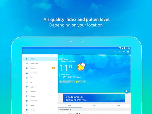 Weather by eltiempo.es 4.4.12 Screenshots 9