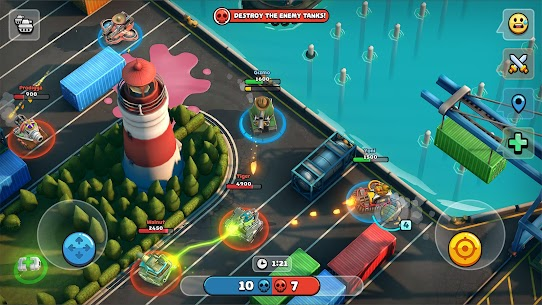 Pico Tanks: Multiplayer Mayhem Mod Apk (Unlimited Money/No Reload) 7