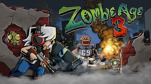 Zombie Age 3HD: Offline Dead Shooter Game apklade screenshots 1