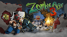 Zombie Age 3HD: Offline Dead Shooter Gameのおすすめ画像1