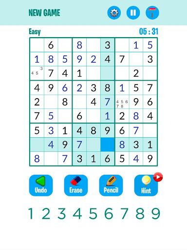 Sudoku 2020 2.2 screenshots 11