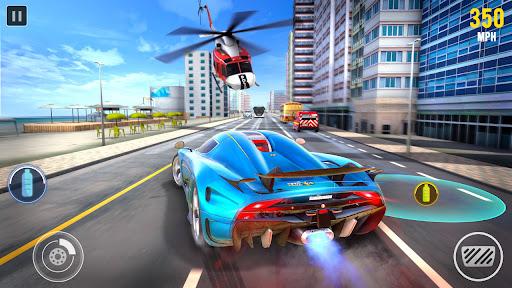 Crazy Car Racing - 3D Car Game APK MOD – Pièces de Monnaie Illimitées (Astuce) screenshots hack proof 2