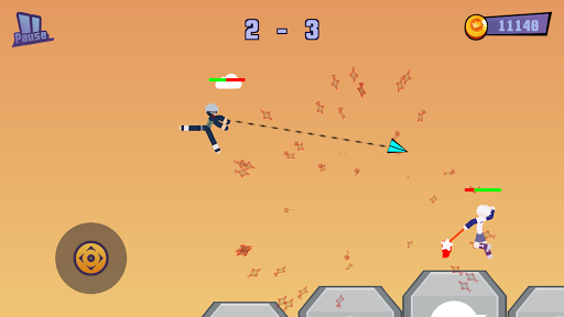 Supreme Stickman Fighter: Epic Stickman Battles apkpoly screenshots 14