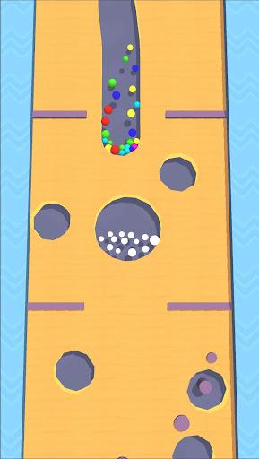 Dig in sand  - Free Ball games  screenshots 4