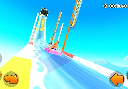 Uphill Rush Water Park Racing MOD APK (Unlimited Gems) 5