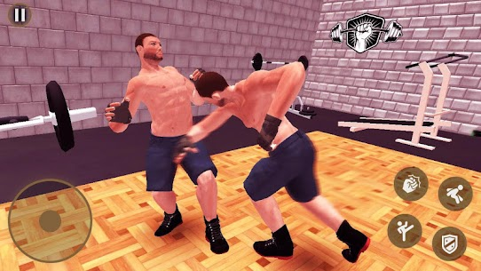 Wrestling Club Body Builder: Fighting Games 2019 Hack Game Android & iOS 2